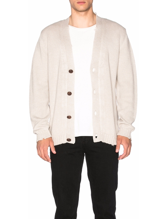 Paddy Cardigan by Golden Goose Deluxe Brand in Joshy