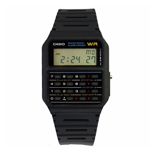 CA53W Calculator Watch by Casio in Animal Kingdom - Season 2 Episode 3