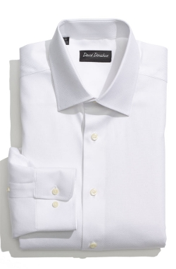 Royal Oxford Dress Shirt by David Donahue in Ricki and the Flash