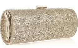 Glitter Tube Clutch Bag by Jimmy Choo in Sex and the City 2