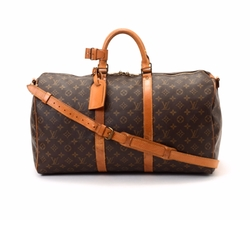 Brown Travel Bag by Louis Vuitton in The Boss