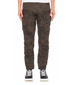 Rovic Zip 3D Tapered Cuffed Pants by G Star in Guardians of the Galaxy Vol. 2