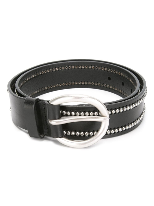 Studded Buckle Belt by Orciani in Scout's Guide to the Zombie Apocalypse