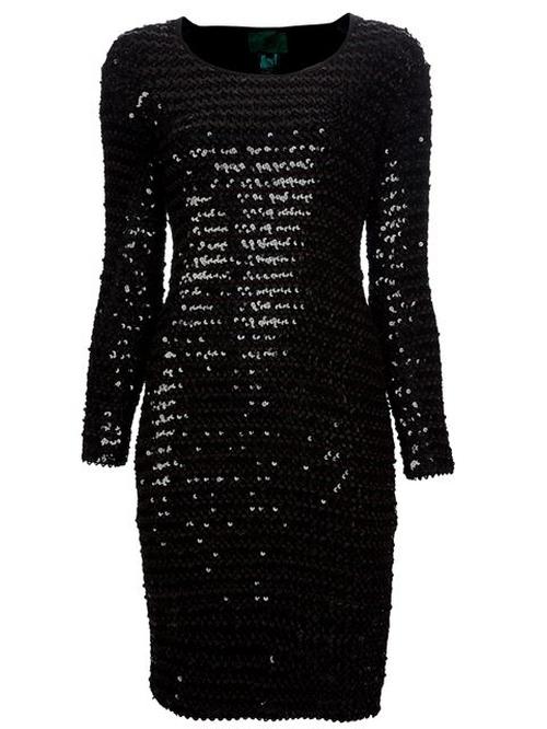 Sequinned Bodycon Dress by Jean Paul Gaultier Vintage in Legend
