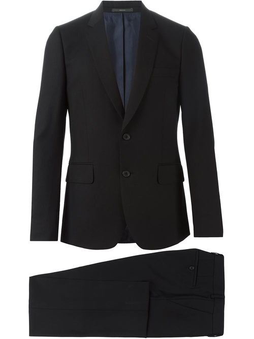 Two-Piece Suit by Paul Smith in Elementary - Season 4 Episode 7