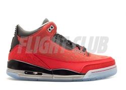 Air Jordan 3 Retro Doernbecher Shoes by Nike in Ballers