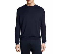 Melillo Terry Crewneck Sweatshirt by ATM Anthony Thomas in The Flash