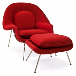 Saarinen Womb Chair by Inmod in Need for Speed