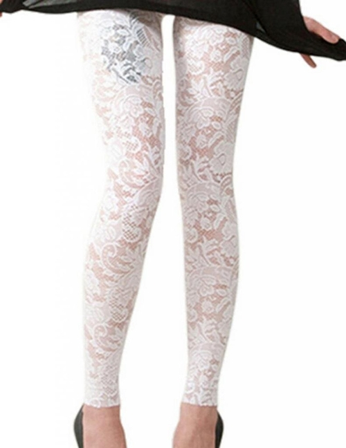 Lace Skeleton Charming Leggings by Hellojuncao in Insidious: Chapter 3