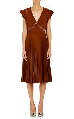 Crepe Mara Dress by A.L.C. in Mistresses