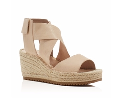 Willow Wedge Platform Sandals by Eileen Fisher in Sisters