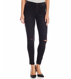 1981 Button Fly Skinny Jeans by Guess in Shadowhunters
