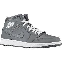 Jordan Aj1 Mid Sneakers by Nike in Adult Beginners