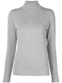 Roll-Neck Sweater by Majestic Filatures in Legally Blonde