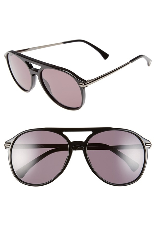 'Baroness' Aviator Sunglasses by Wildfox in Jem and the Holograms