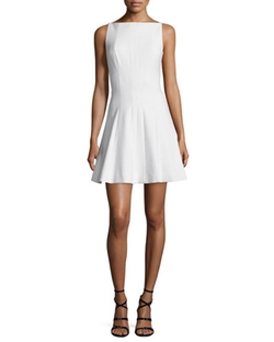 Hollis Sleeveless Fit-and-Flare Dress by Elizabeth and James in Keeping Up with the Joneses