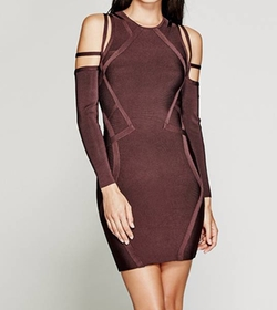 Annis Bandage Dress by Marciano by Guess in Shadowhunters