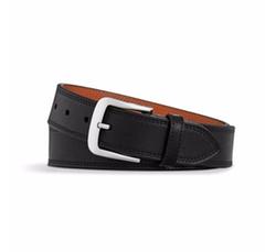 Essex Double Stitch Leather Belt by Shinola in Animal Kingdom