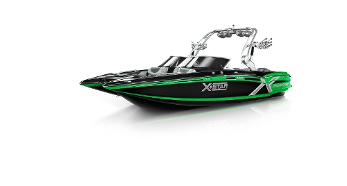 X-Star Powerboat by Mastercraft in Self/Less