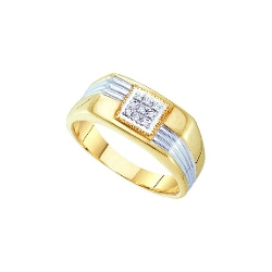 Fashion Cluster Ring by Midwest Jewellery & Apparel in The Second Best Exotic Marigold Hotel