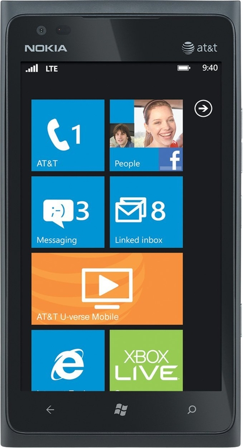 Lumia 900 Smartphone by Nokia in The Mindy Project