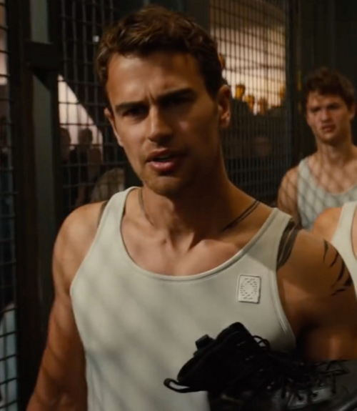 Custom Made Tank Top (Four) by Marlene Stewart (Costume Designer) in The Divergent Series: Allegiant