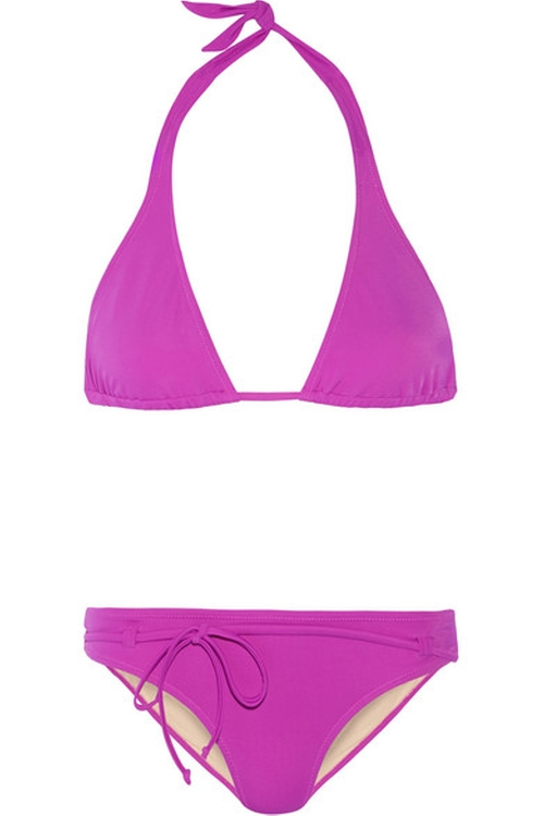 Honore Halterneck Bikini by L'agent By Agent Provocateur in Neighbors 2: Sorority Rising