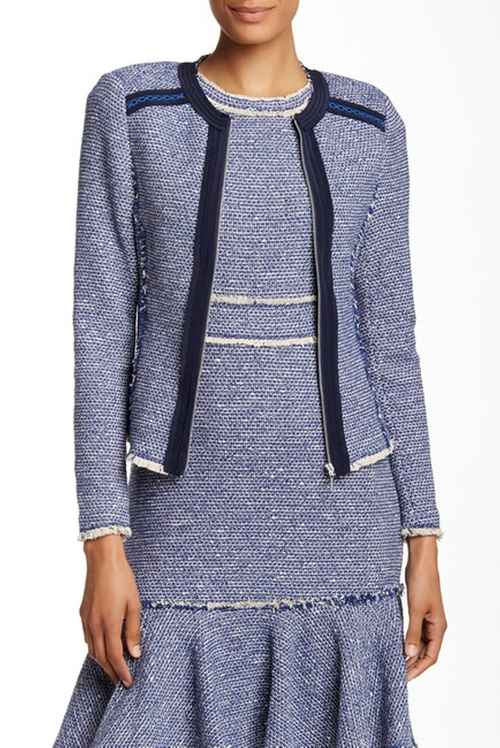 Sparkle Star Jacket by Rebecca Taylor in The Boss