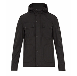 Ravenswood Hooded Jacket by Belstaff in The Ranch