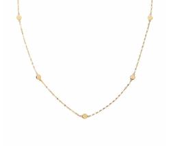 Disc-Station Layering Necklace by Lana in How To Get Away With Murder