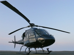 AS355F1 Ecureuil 2 Helicopter by Eurocopter in Blackhat