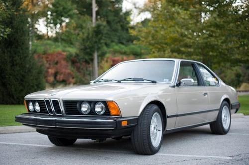 1984 633CSi Coupe by BMW in The Vampire Diaries - Season 7 Episode 3