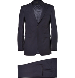 Slim-Fit Wool Suit by Burberry London in Ride Along 2
