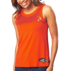 Women's Sequin Tank Top by NFL Shop in Mean Girls