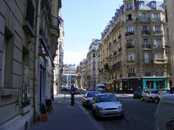 Paris, France by Rue Bouchut in Inception