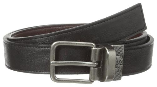 Big Boys' Dylan Reversible Belt by Levi's in Unbroken