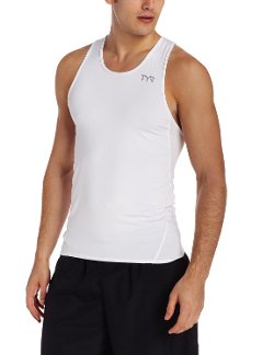 All Elements Running Tank Top by TYR in McFarland, USA