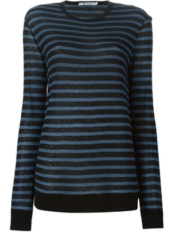 Striped T-Shirt by T By Alexander Wang in How To Be Single