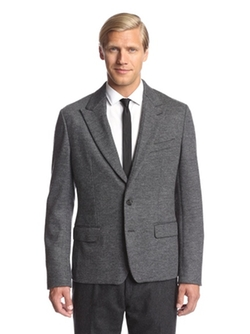 Slim Fit Peak Lapel Sportcoat by Dolce & Gabbana in Billions