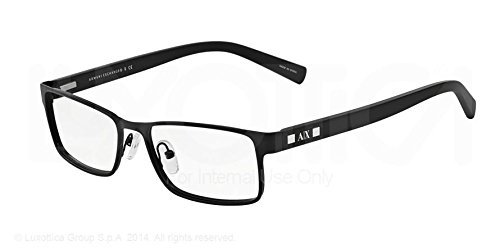 AX1003 Eyeglasses by Armani Exchange in Begin Again