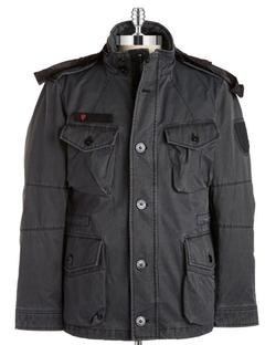 Ranger Utility Jacket by Strellson  in Daredevil