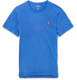 Cotton-Jersey T-Shirt by Polo Ralph Lauren in Grease