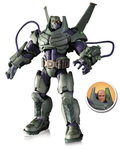 Armored Suit Lex Luthor Deluxe Action Figure by DC Collectibles in Batman v Superman: Dawn of Justice