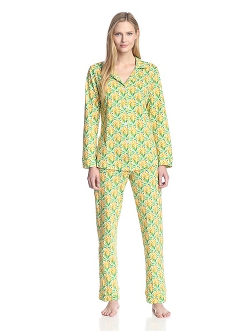 Classic Pajama Set by Bedhead in The Mindy Project - Season 4 Episode 3
