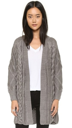 Reverb Cardigan by UNIF in Krampus