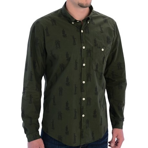 Gone Hunting Shirt by Barbour in Adult Beginners