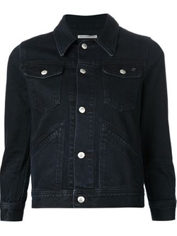 Hitt Denim Jacket by Alexa Chung For AG Jeans in The Vampire Diaries