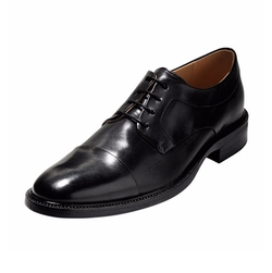 Warren Cap-Toe Leather Oxford Shoes by Cole Haan in The Fate of the Furious
