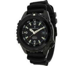 Night Vision Rubber Watch by Momentum Watch in New Girl