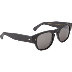 Rounded-Square-Frame Sunglasses by Cutler & Gross in Black or White